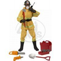 World Peacekeepers Hasič figurka 30,5cm - Search and Rescue