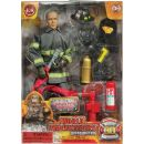World Peacekeepers Hasič figurka 30,5cm - Urban Fire Fighting 2