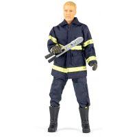 World Peacekeepers Hasič figurka 30,5cm Fire Extrication