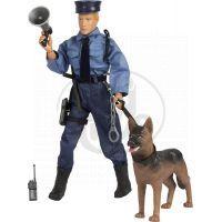 EP Line World Peacekeepers Policie figurka 30,5 cm