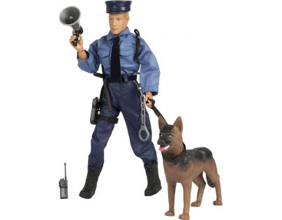 EP Line World Peacekeepers Policie figurka 30,5 cm
