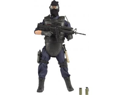 World Peacekeepers S.W.A.T. figurka 30,5 cm - Assaulter