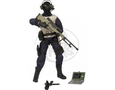World Peacekeepers S.W.A.T. figurka 30,5 cm - Sniper