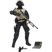 World Peacekeepers S.W.A.T. figurka 30,5 cm - Sniper 2
