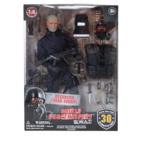 World Peacekeepers S.W.A.T. figurka 30,5 cm Assaulter Rear Guard