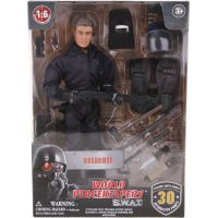 World Peacekeepers S.W.A.T. figurka 30,5cm Breacher