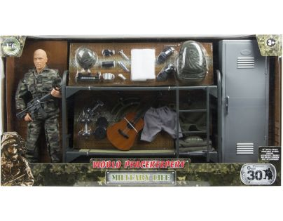 EP Line World Peacekeepers Set vojenský život
