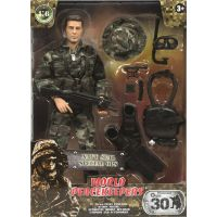 World Peacekeepers Voják figurka 30,5cm - Navy Seal Special Ops 2