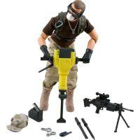 World Peacekeepers Voják figurka 30,5cm Combat Engineer