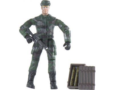 World Peacekeepers Voják figurka 9,5cm - Bedna