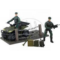 EP Line World Peacekeepers Vojenské hlídkové vozidlo