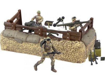 EP Line World Peacekeepers Vojenská obranná jednotka