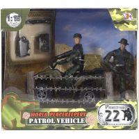 EP Line World Peacekeepers Vojenské hlídkové vozidlo 2