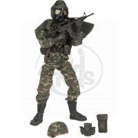World Peacekeepers Voják figurka 30,5cm - Marine NBC Specialist