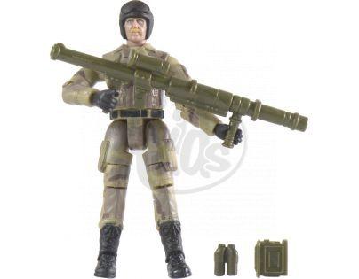 World Peacekeepers Voják figurka 9,5cm - Kulomet