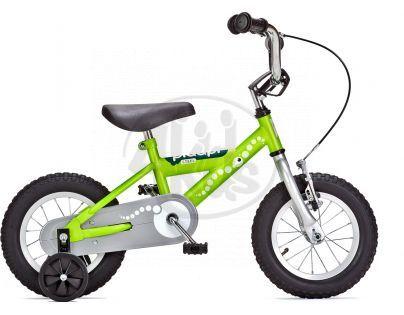 Yedoo Pidapi Dětské kolo 12 Steel Green