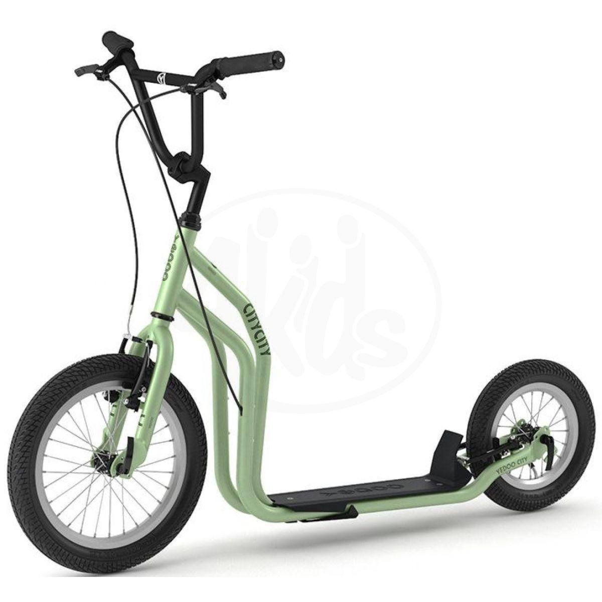 Yedoo koloběžka City RunRun green