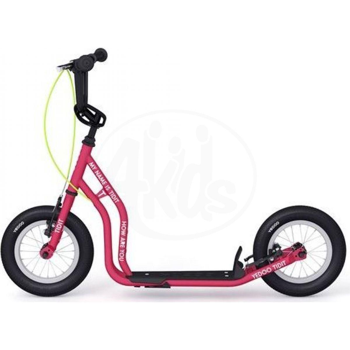 Yedoo Koloběžka Tidit New Pink