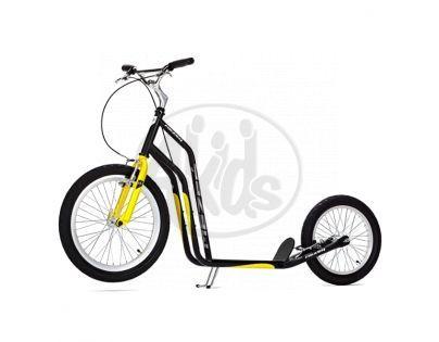 YEDOO Koloběžka Mezeq V-brake 20/16 Black/Yellow