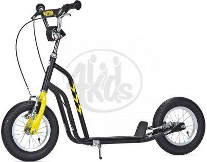 Yedoo 606613 - Koloběžka Yedoo Wzoom black/yellow
