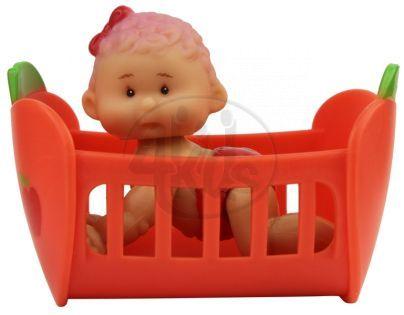 YOGURTINIS baby miminka s doplňky - Carol Apple