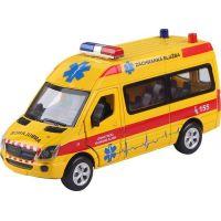 HM Studio Záchranáři Mercedes-Benz 1:32 bez obalu