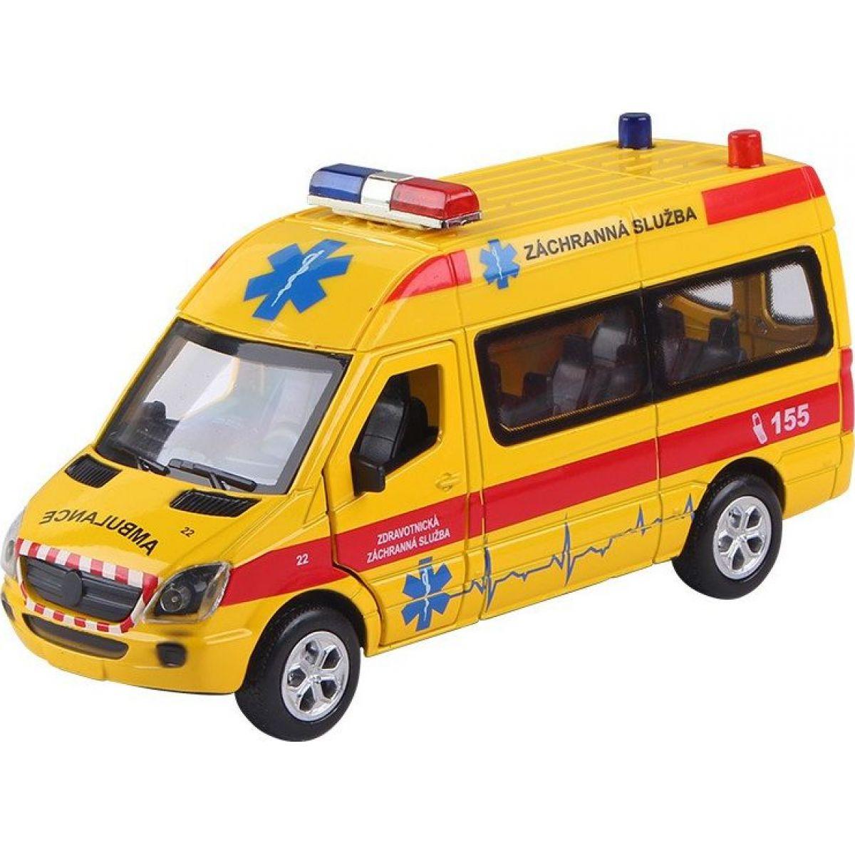 HM Studio Záchranáři Mercedes-Benz 1:32