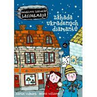 Záhada ukradených diamantů Detektivní kancelář Lasse & Maja Widmark