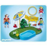 Playmobil 4140 - Zahradní bazén 2