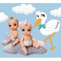 Zapf Creation Baby born Surprise II 11 cm 5