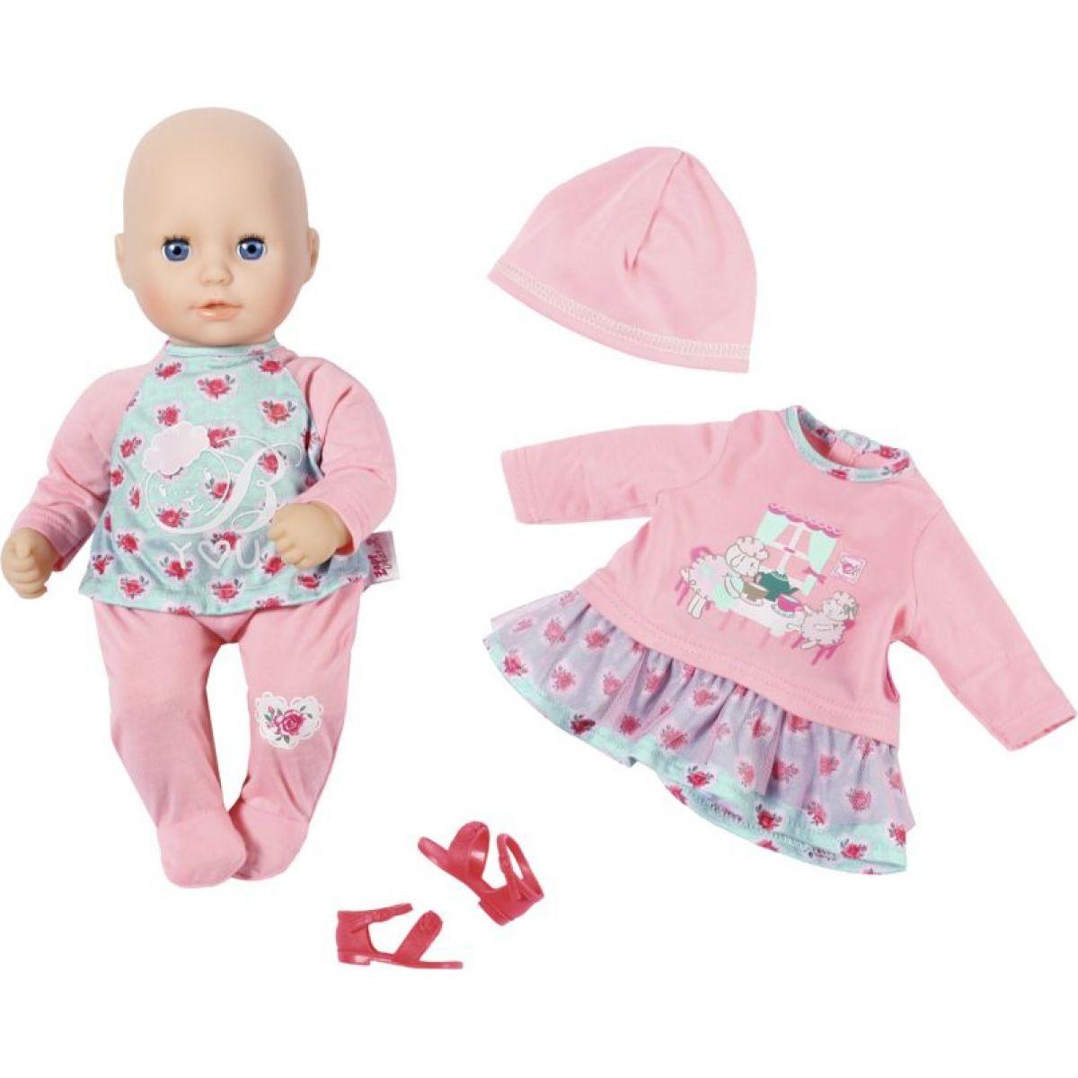 Zapf Creation Baby Annabell Little Annabell a oblečení 36 cm