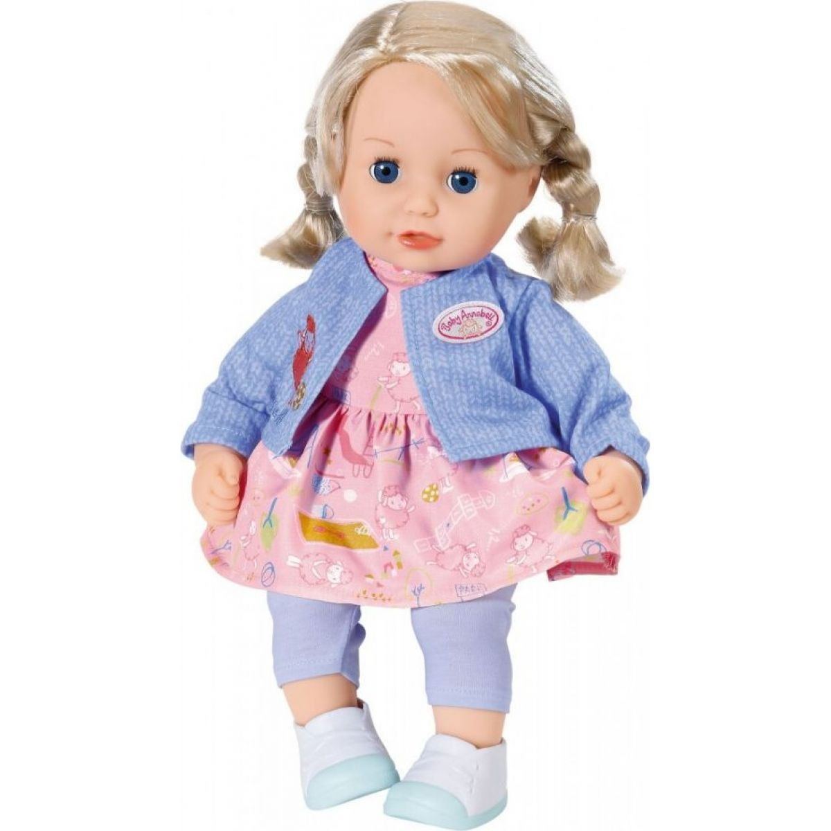 Zapf Creation Baby Annabell Little Soft Sophia 36 cm