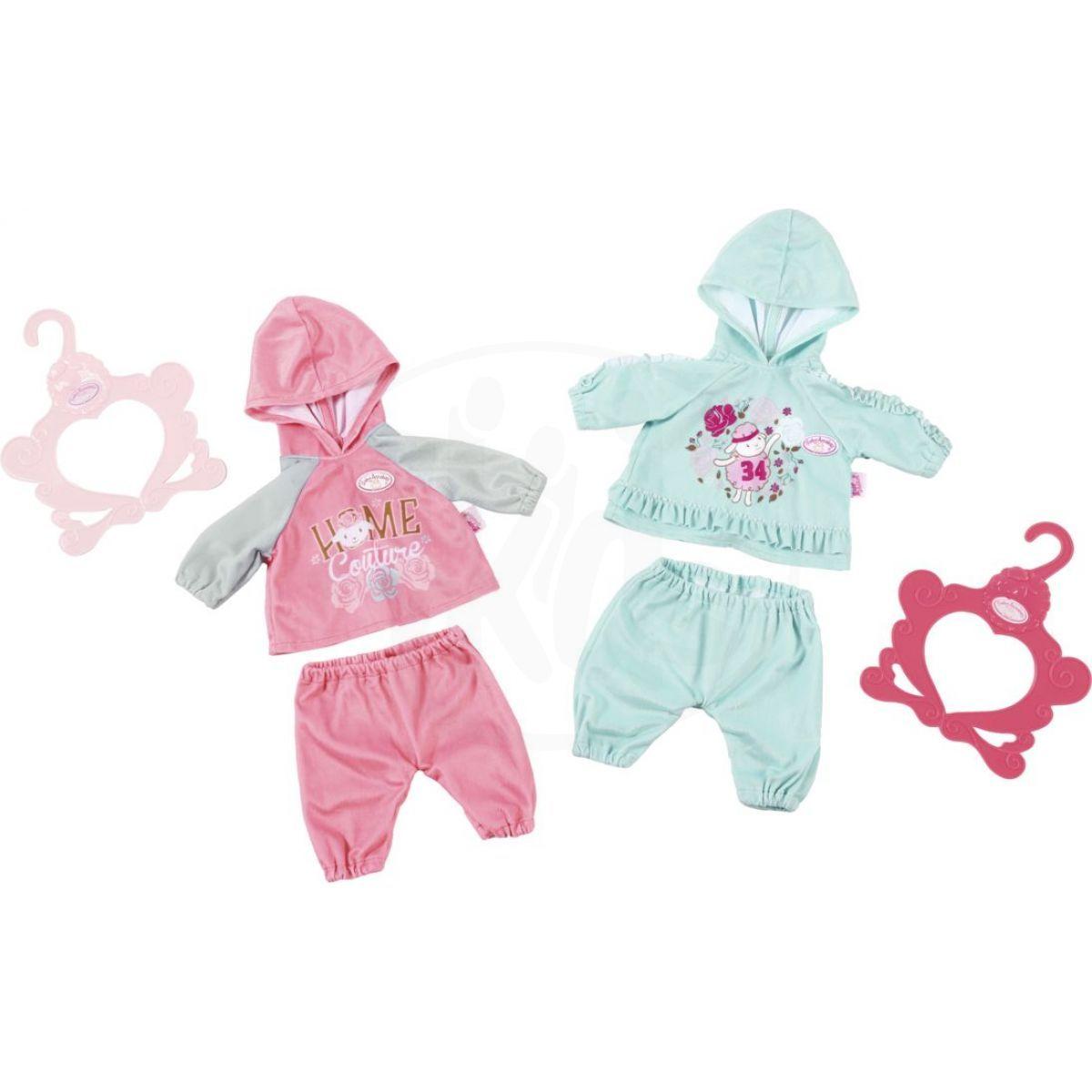 Zapf Creation Baby Annabell Oblečení na miminko - růžový