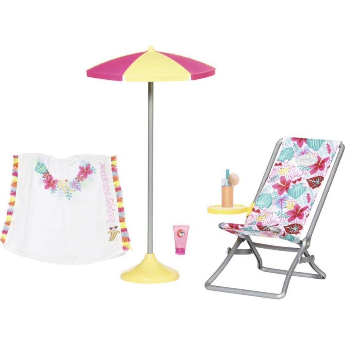 Zapf Creation Baby Born Letní plážový set