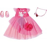 Zapf Creation BABY born Plesové šaty Deluxe 43 cm