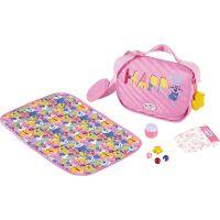 Zapf Creation Baby Born Přebalovací taška s výbavou