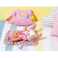 Zapf Creation Baby Born Přebalovací taška s výbavou 2