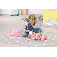 Zapf Creation Baby Born Přebalovací taška s výbavou 4