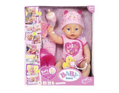 Zapf Creation Baby Born Soft Touch holčička 43 cm