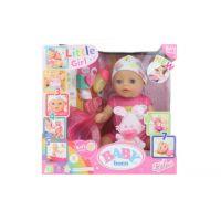 Zapf Creation BABY born Soft Touch Little holčička 36 cm 4