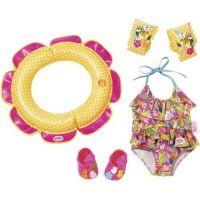 Zapf Creation Baby Born Souprava na plavání 43 cm