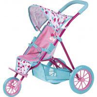 Zapf Creation Baby Born sportovní kočárek - Poškozený obal