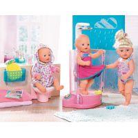 Zapf Creation Baby born Sprchový kout - Poškozený obal 4