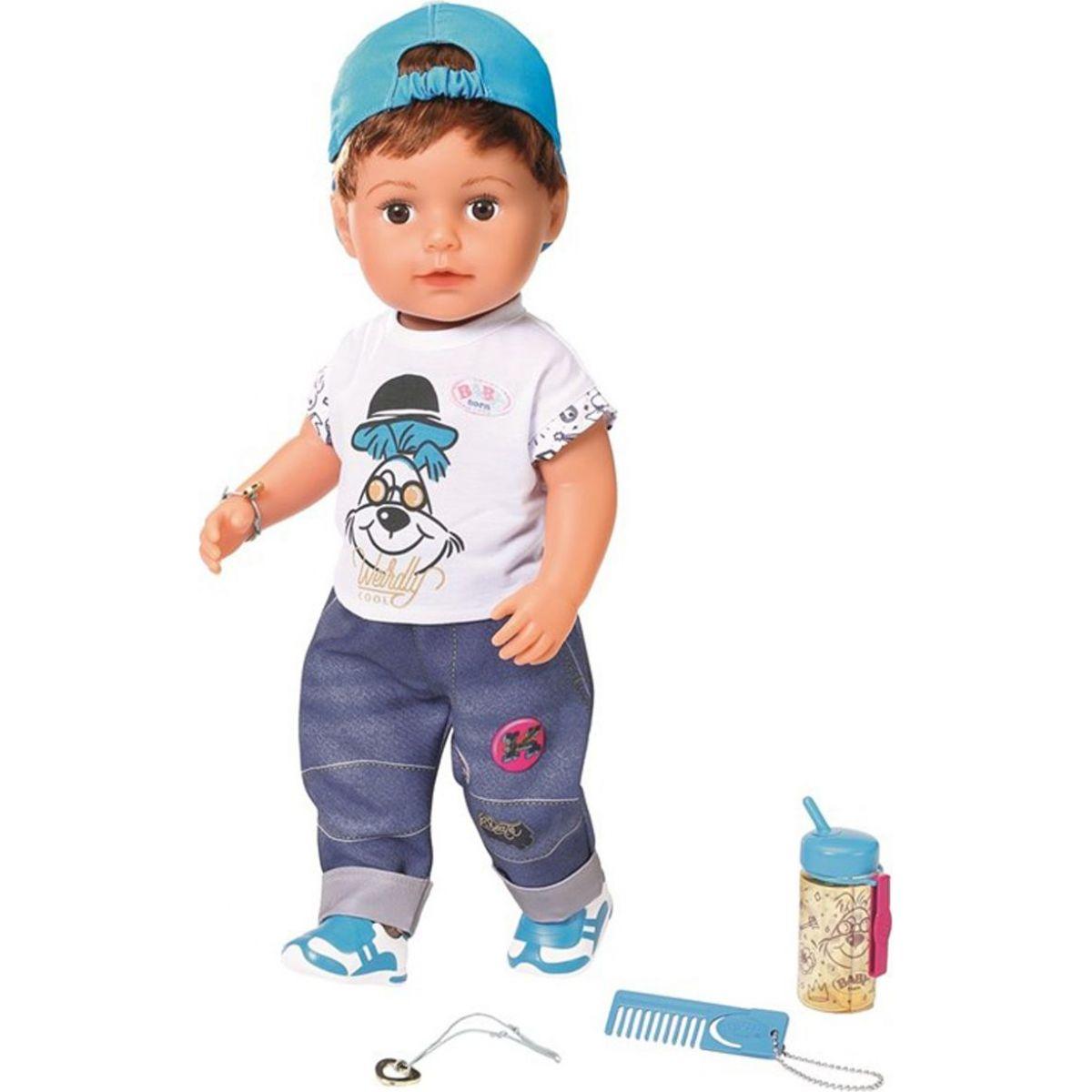Zapf Creation BABY born Starší bratříček Soft Touch 43 cm