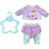 Zapf Creation Baby Born Starší sestřička Módní oblečení 43 cm triko a kalhoty