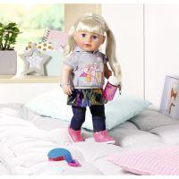 Zapf Creation BABY born Staršie sestrička Soft Touch blondínka, 43 cm 3