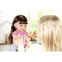 Starší sestřička BABY born Soft Touch brunetka 43 cm 6