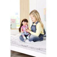 Starší sestřička BABY born Soft Touch brunetka 43 cm 3