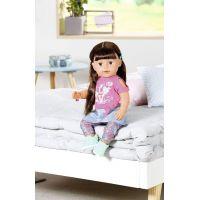 Starší sestřička BABY born Soft Touch brunetka 43 cm 4