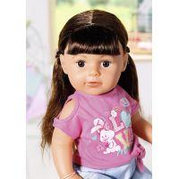 Starší sestřička BABY born Soft Touch brunetka 43 cm 2